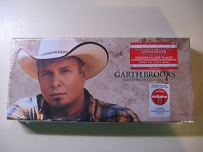 GARTH BROOKS THE ULTIMATE COLLECTION-10-DISC SET-NEW IN ORIGINAL SEALED PACKAGE
