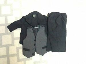 12 month formal vest and dress pants