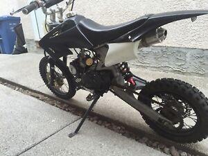Older CDI dirt bike