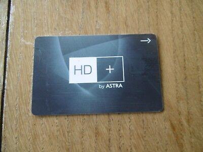 HD+ Karte schwarz