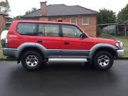2000 Toyota LandCruiser SUV Regents Park Auburn Area Preview