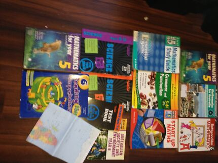 Primary school text books Coogee Eastern Suburbs Preview