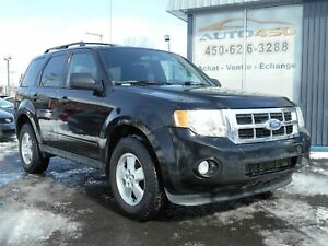 Ford Escape XLT 4X4 2012 *** XLT, 4X4, V6 ***