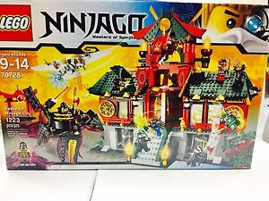 Lego Ninjago 70728 Battle for Ninjago City neuf!