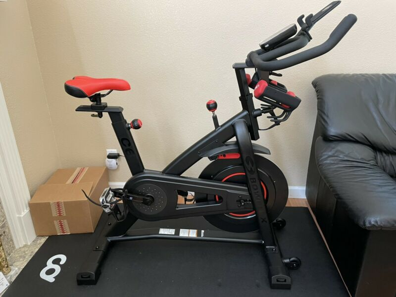 Bowflex c6 Cycling Bike (used - but basically new condition)