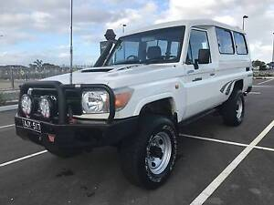 07 Toyota LandCruiser V8 Troopy. 150KM's RWC complete. 1 year reg Mulgrave Monash Area Preview