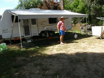2010 jayco sterling 24ft with slide and ensuite Burpengary Caboolture Area Preview