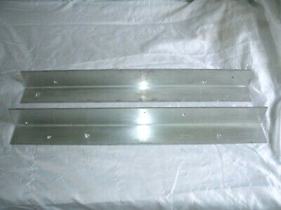 2 X 2 Aluminum Angle 18 Thick 19 34 Length 2 Available Reduced
