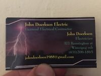 Your reliable affordable Electrician