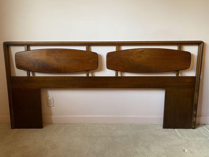 Lane King Size Headboard - Rhythm Collection Mid Century Modern