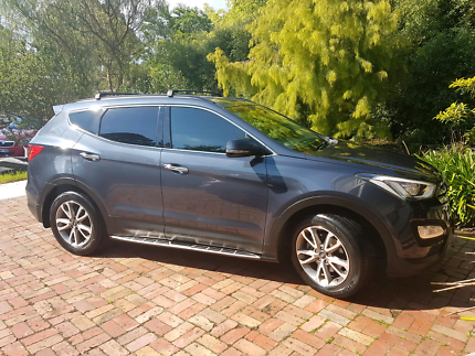 2014 Hyundai Santa Fe Elite