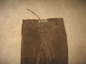 BN never worn lined leather pants