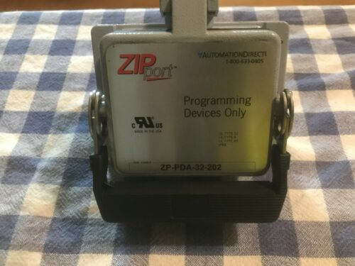 Automation Direct ZP-PDA-32-202 Panel Interface Connector Zip Port