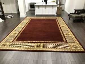 Hand knotted 10x14 persian rug for sale