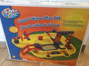 Brand new sand and water playset