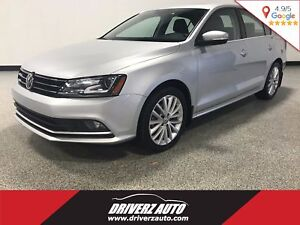 2016 Volkswagen Jetta 1.8 TSI Highline CLEAN CARPROOF, FULLY...