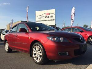 2009 Mazda3 i Sport 4-Door ** LOW MILEAGE**