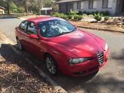 Alfa Romeo 156 Ti Watson North Canberra Preview