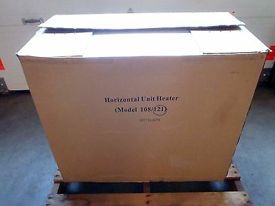 New Mcquay Horizontal Unit Heater Uh-121 115v 0807240023