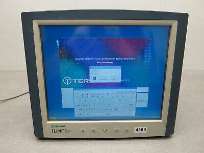 Terumo Tlink Data Management System 814851 Advantech Poc-174