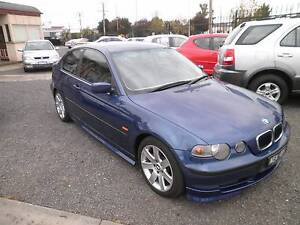 2002 BMW 316 TI SEDAN Soldiers Hill Ballarat City Preview