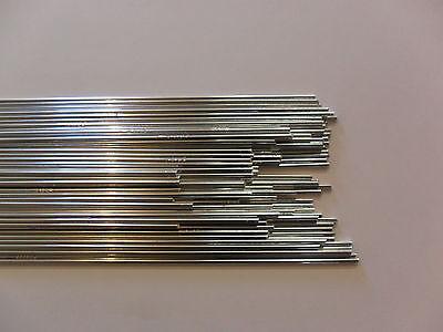 2 Lbs 332 4047 718 Aluminum Tig Welding Filler Rod - 36 Length