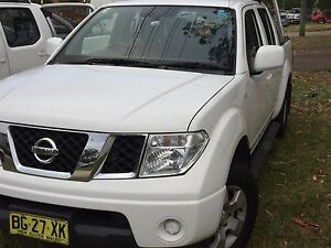 Nissan Navara ST 40 Duel Cab Diesel Hunters Hill Hunters Hill Area Preview