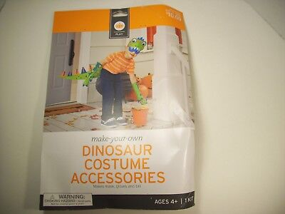 Halloween Costume Making Your Own (Halloween Dinosaur Costume Kit Halloween Make Your Own Accessories Child)