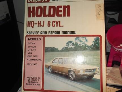 Hq holden service manual gumtree australia free local classifieds holden car service manual sciox Gallery