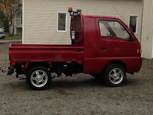 1991 Suzuki Carry 4x4