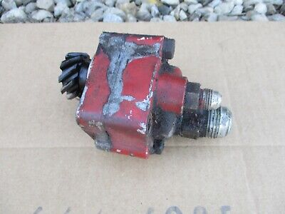 Cub Lo Boy 154 184 185 International Ih Hydraulic Pump