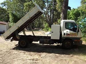 Tip Truck 3 tonne Mundaring Mundaring Area Preview