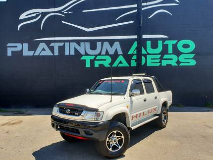 FROM $49* PW !!! V6 TOYOTA HILUX !!! INSANE VALUE !!! Slacks Creek Logan Area Preview
