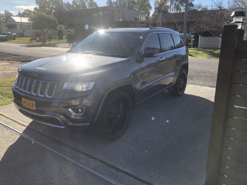 Jeep Grand Cherokee 2014 Limited MY15 Diesel Lake Haven Wyong Area Image 2.  1 Of 7