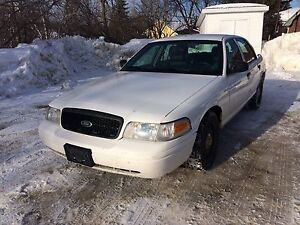2011 Crown Victoria Interceptor $2800 In Your Name!!