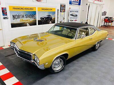 1969 Buick Skylark -GRAN SPORT GS CALIFORNIA 350 RAM AIR- SEE VIDEO 1969 Buick Skylark