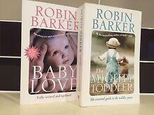Robin Barker book bundle Richmond Hawkesbury Area Preview