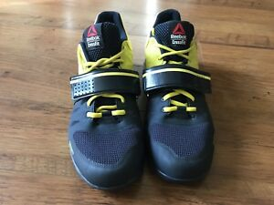 Reebok Weightlifting Shoes - size 9