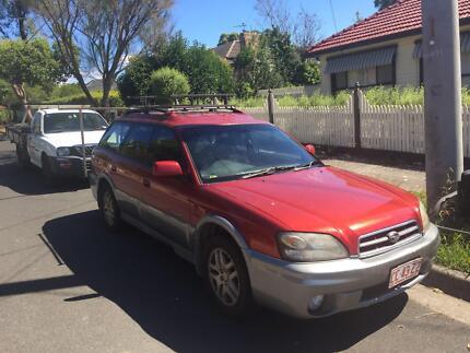 2001 Subaru Outback Price Reduced! Melbourne CBD Melbourne City Preview