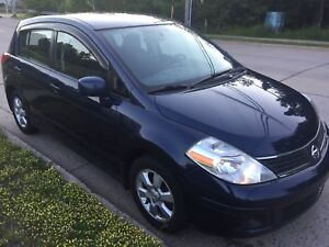 Well Maintained Automatic 2007 Nissan Versa Hatchback