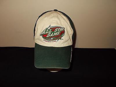 2004 Nhl All Star Game Minnesota Wild St Paul Xcel Energy Center Hat Sku26
