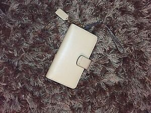 Coach Leather wallet with iPhone 5/5s pocket