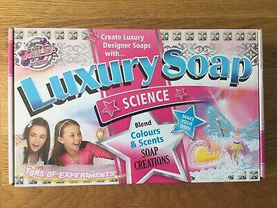 Wild Science Luxury Soap Lab Creative Craft MYO Soap