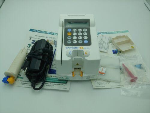 scil Spotchem EL SE-1520 blood electrolyte analyzer