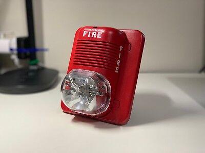 System Sensor P1224mc Spectralert Fire Alarm Hornstrobe