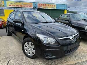 2011 Hyundai I30 Hatch (Incl.Rego/RWC/Warranty)