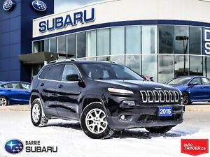 2015 Jeep Cherokee 4x4 North
