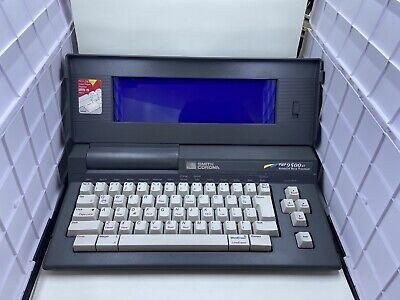 Vintage Smith Corona Pwp 9500nt Notebook Word Processor