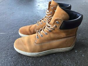 c47c4e4cfacc Timberland Newmarket Cupsole 6 Inch Boots - SIZE 9US MENS ...