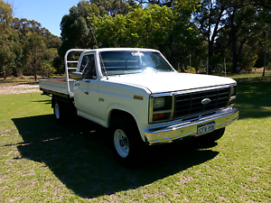 Ford F100  1986  4x4  stroked windsor Karnup Rockingham Area Preview